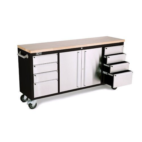 Trinity 72 in. Rolling Workbench by Trinity International Industries LLC