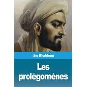 Les prolégomènes: Première partie (Paperback)