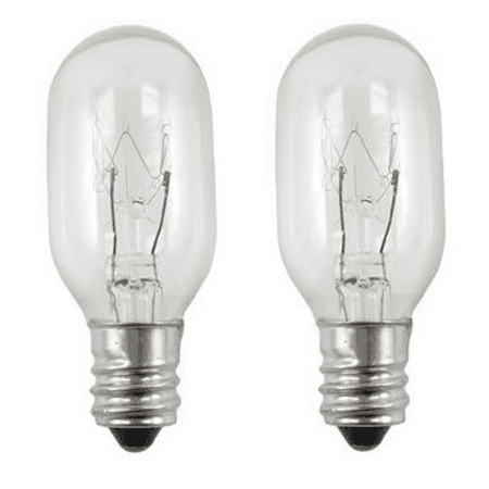 Make Up Mirror Light Bulb for Conair RP34B 20 Watt Bulb Lighted Incandescent Mirror 2 Pack