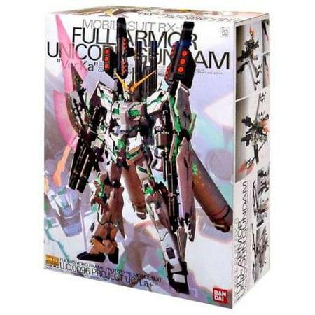 Full Psycho Frame Prototype Mobile Suit Master Grade