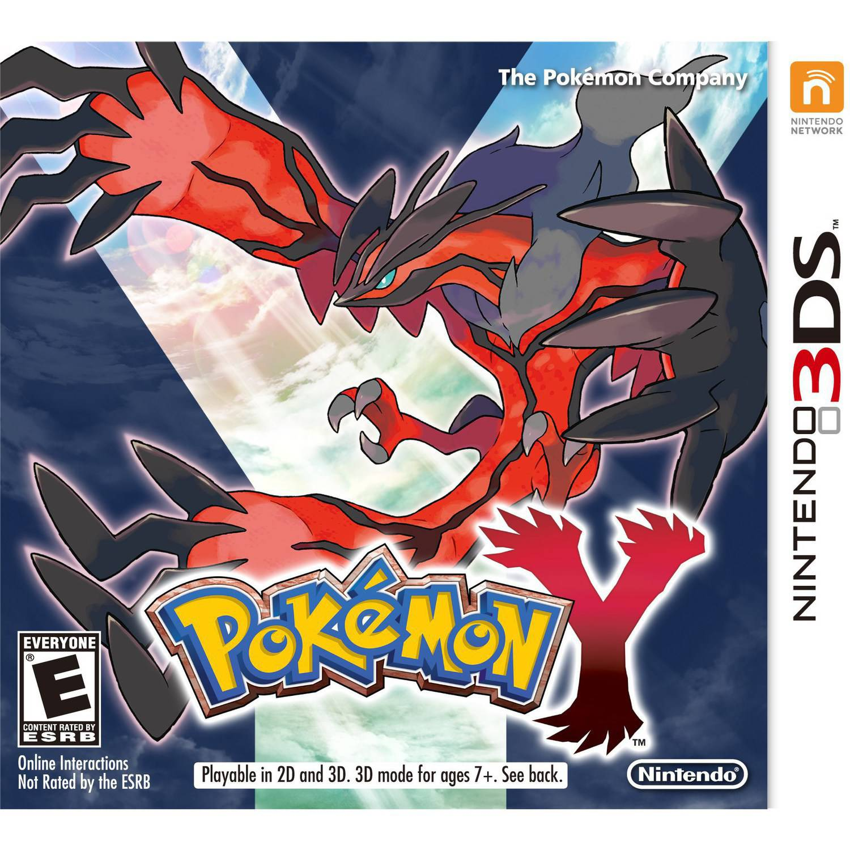 Pokemon Y (Nintendo 3DS) 045496742508