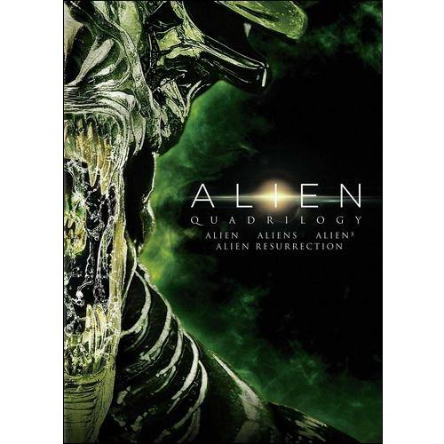 Alien Quadrilogy: Alien / Aliens / Alien 3 / Alien Resurrection