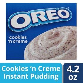 Jell O No Bake Oreo Dessert Mix 12 6 Oz Box