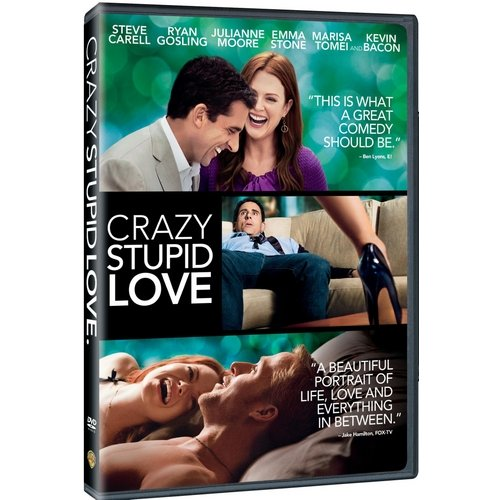 Warner Brothers Crazy, Stupid, Love Dvd Std Ws Excl