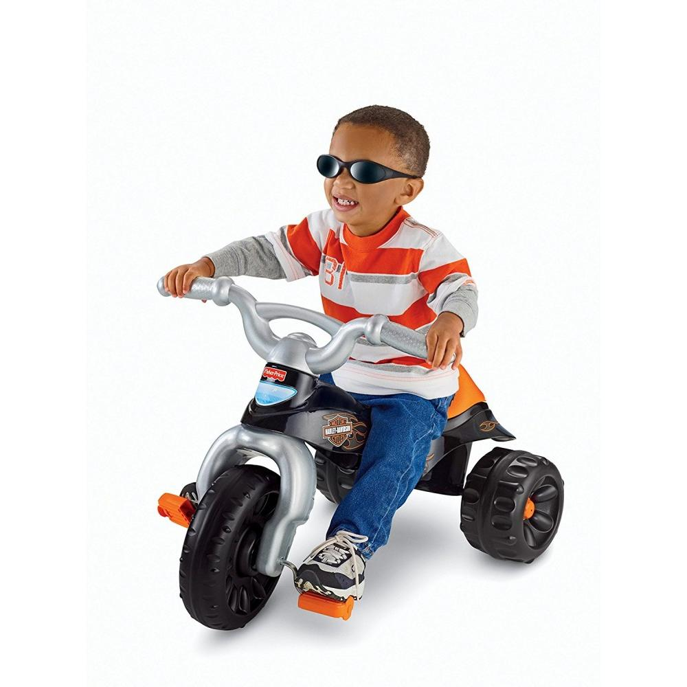 Fisher Price Harley-Davidson Motorcycles Tough Trike by Fisher-Price
