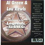 LOU RAWLS Al Green Karaoke CDG