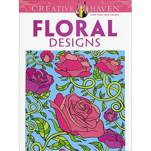 Dover Publications Floral Designs