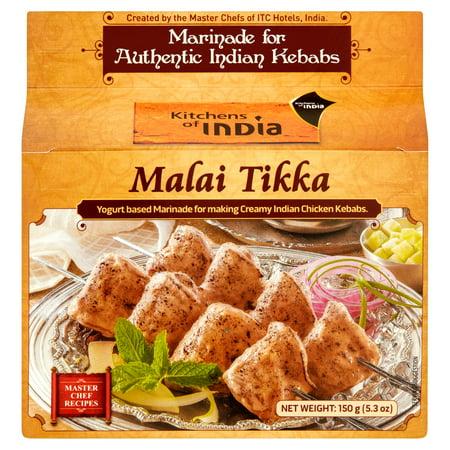 Kitchens Of India Malai Tikka  5 3 Oz