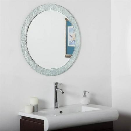 Molten Bathroom Mirror