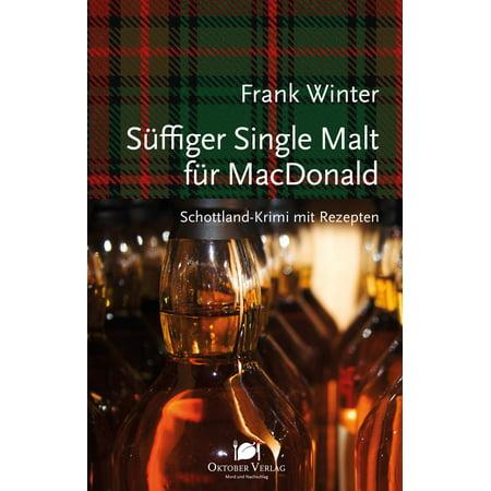 Süffiger Single Malt für MacDonald - eBook