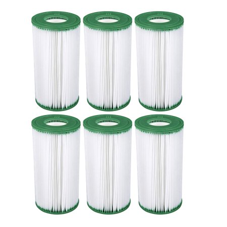 Coleman Type III, Type A/C 1000/1500 GPH Replacement Filter Cartridge (6 Pack)