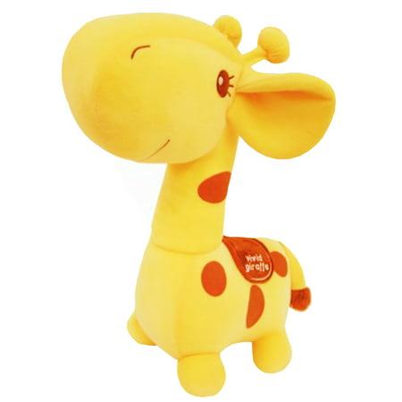 "Yes Anime Inc. Prime Plush 7"" Stuffed Animal Giraffe with Orange Spots"