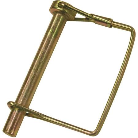 "Speeco Farmex 2 Pack 5/16"" Square Lock Pin S070939ZBU-P7939ZBU"