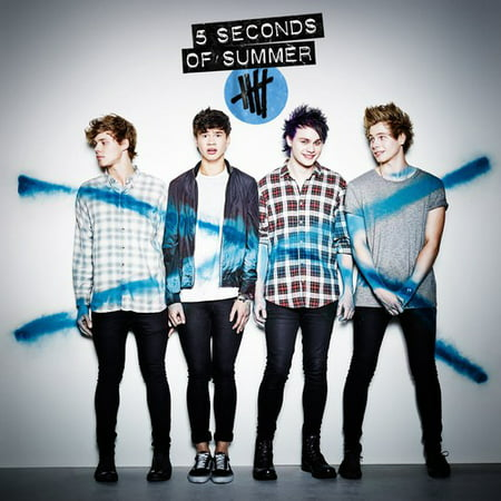 5 Seconds of Summer (CD)