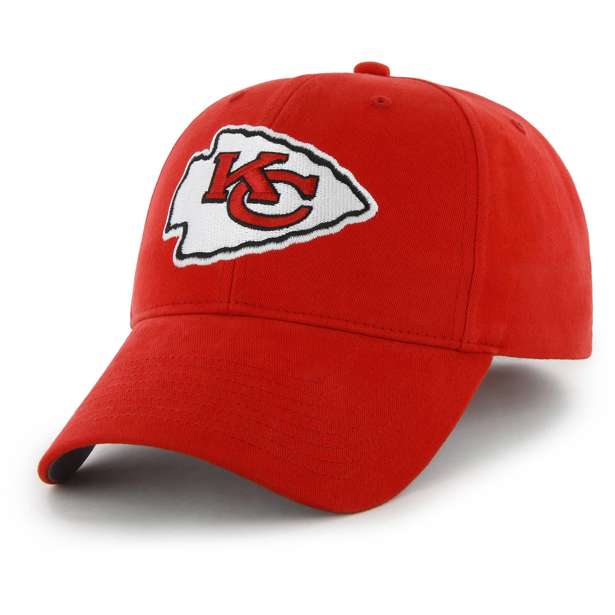 NFL Fan FavoriteBasic Cap, Kansas City Chiefs