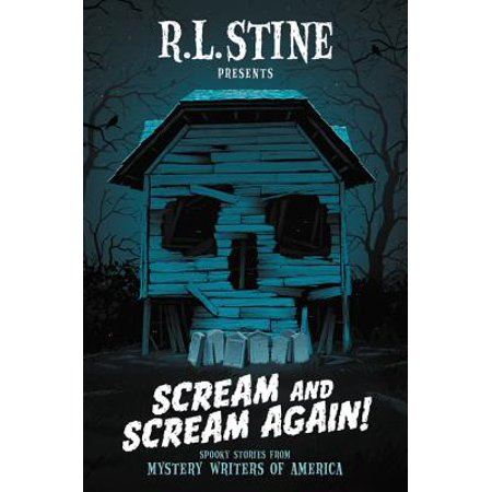 Scream and Scream Again!: Spooky Stories from Mystery Writers of America - Zombie Halloween Rl Stine