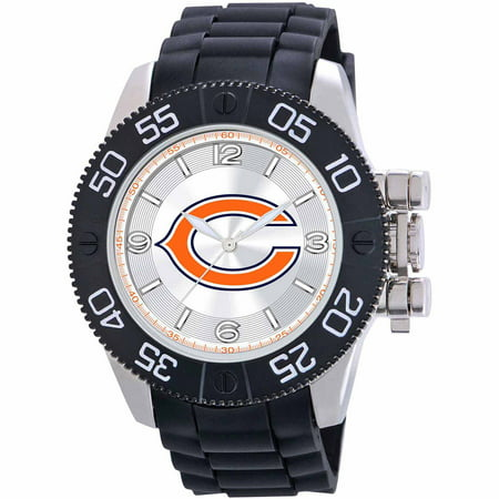 Image of Game Time NFL Men's Chicago Bears Beast Series Watch