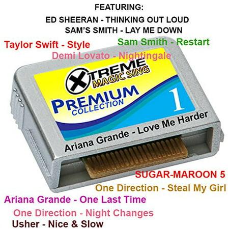Magic Sing Tagalog Premium Collection Vol1 Song Chip 300