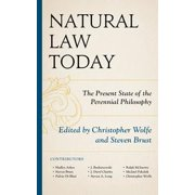 Natural Law Today - eBook