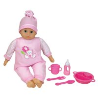 Lissi Doll - Talking Baby with Feeding Accessories
