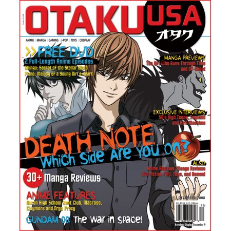 Magazine Otaku Usa