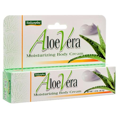 New 312102 Natureplex Aloe Vera Body Cream 1 5 Oz 24 Pack Facial Cheap Wholesale Discount Bulk Health And Beauty Facial X Others Walmart Com Walmart Com