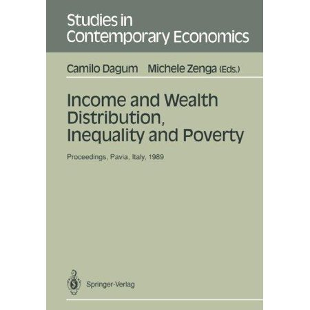 Income And Wealth Distribution  Inequality And Poverty