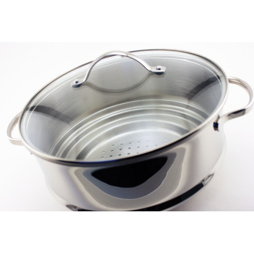 BergHOFF International EarthChef 8-10 qt. Steamer with Lid