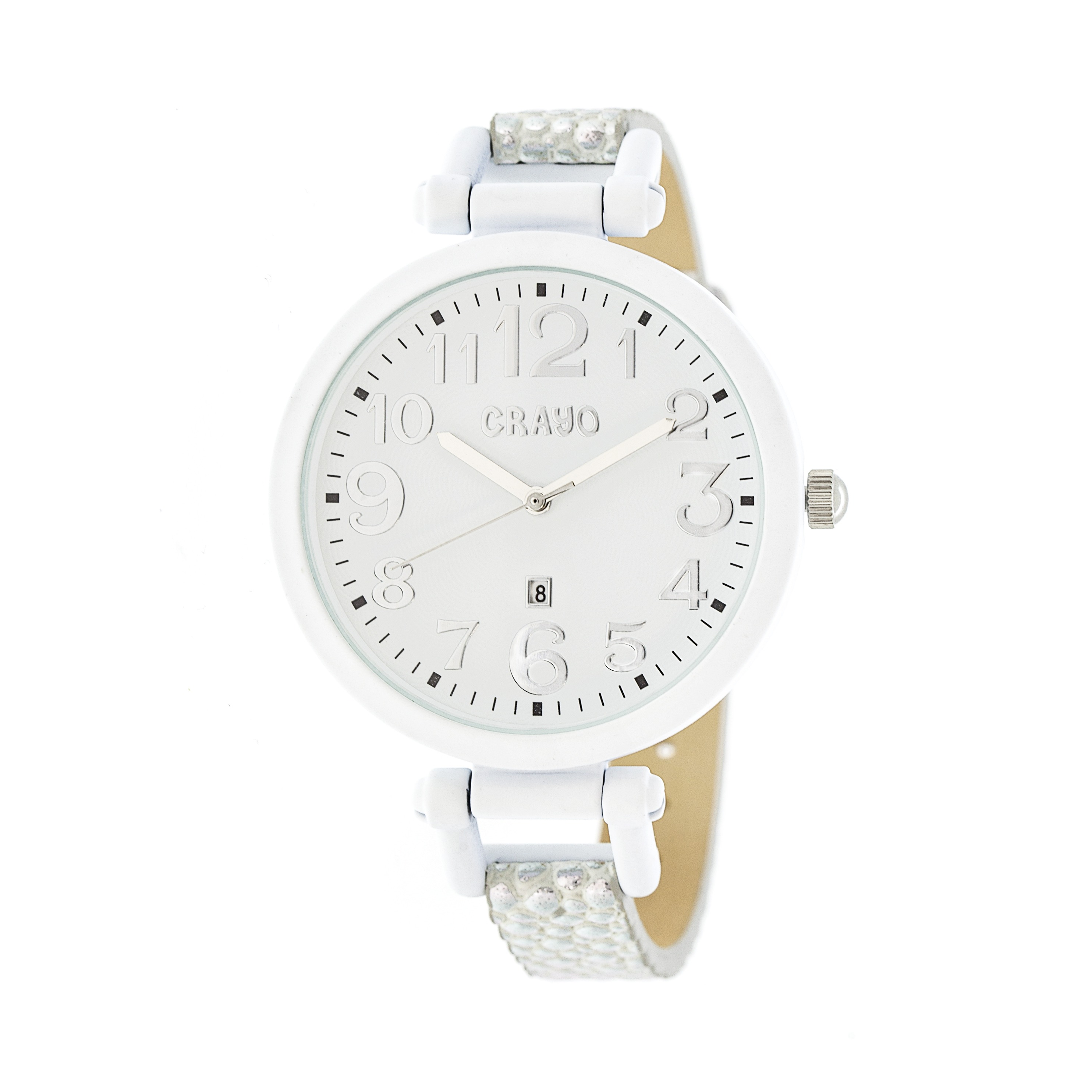 Crayo Cr0610 Balloon Ladies Watch