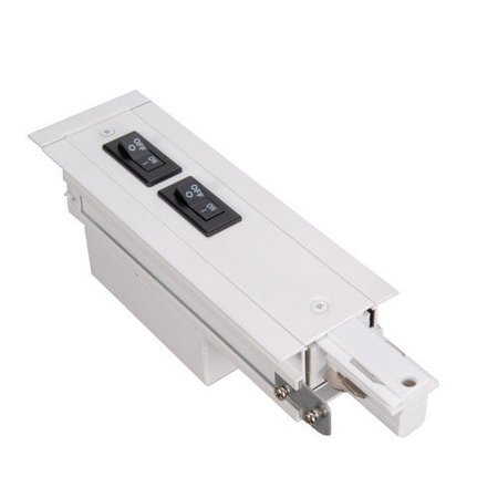 WAC Lighting 277V W Recessed Track Flanged Current Limiter