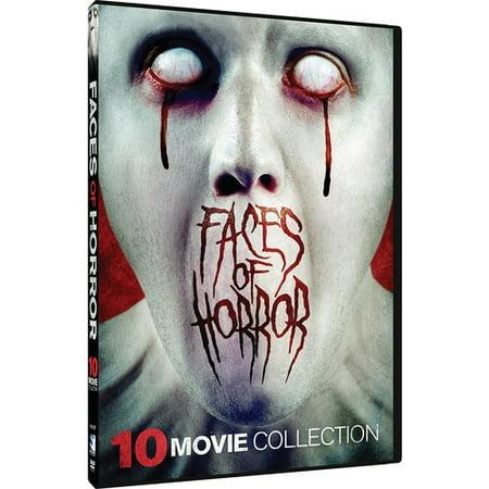Faces of Horror: 10 Movie Collection (DVD) - image 1 de 1
