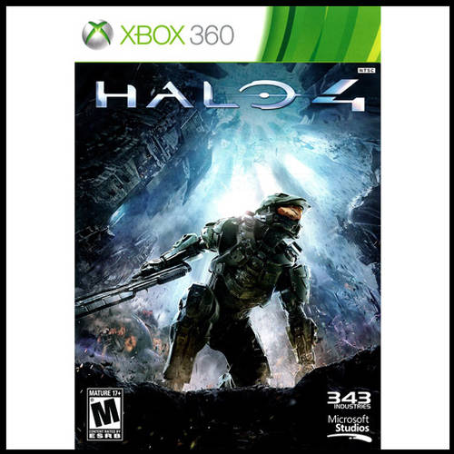 Halo 4 (Xbox 360) - Pre-Owned