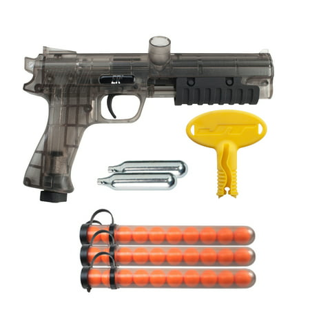 JT ER2 RTP Pump Paintball Marker Gun Player Pack (Gun + Paintballs) ()