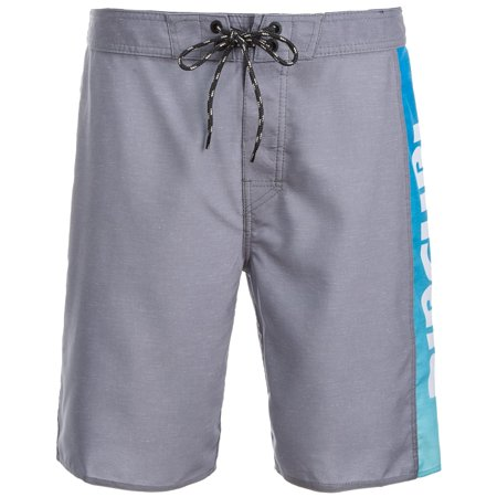 Rip Curl Mens Colorblocked Swim Bottom Trunks gry 33 (Rip Curl Mens)