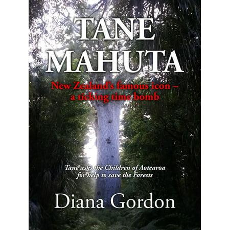 Tane Mahuta New Zealand's famous icon: a ticking time bomb - eBook