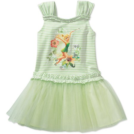 Disney - Baby Girls' Tinker Bell Dress