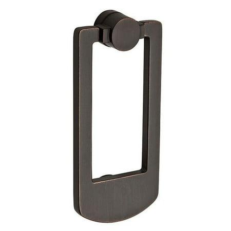 Baldwin 9BR7002-001 Venetian Bronze Contemporary Door Knocker