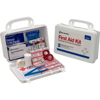 PhysiciansCare, FAO25001, 25 Person/113-pc First Aid Kit, 1 / Each