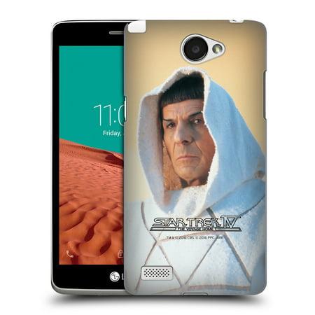 Official Star Trek Spock The Voyage Home Tos Hard Back Case For Lg Phones 2