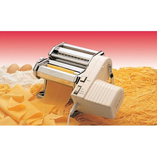 imperia pasta machine electric attachment