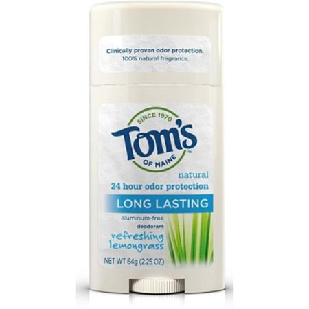 Tom S Of Maine Natural Deodorant Stick Aluminum Free