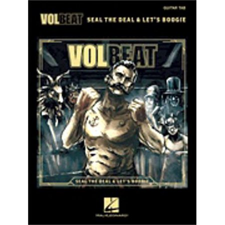 Hal Leonard Volbeat – Seal The Deal & Let's Boogie-Guitar Recorded