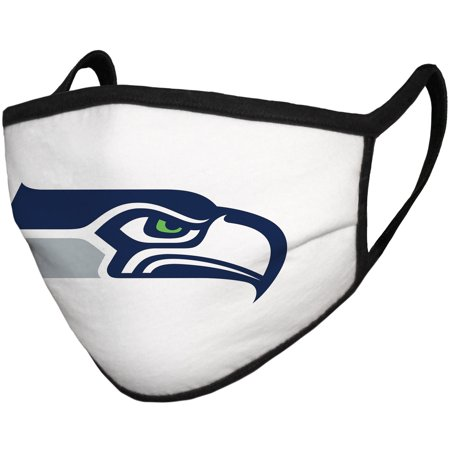Seattle Seahawks Fanatics Branded Adult Cloth Face Covering