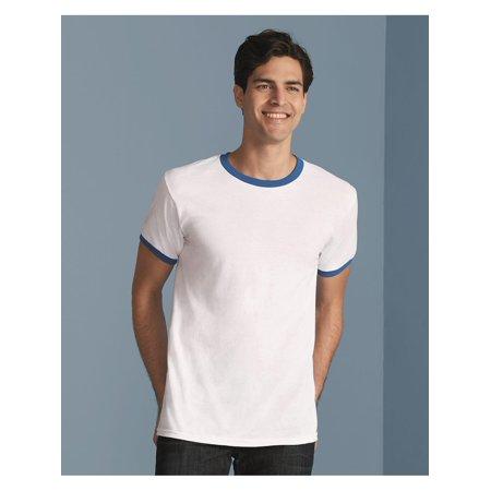 Gildan T-Shirts DryBlend Ringer T-Shirt