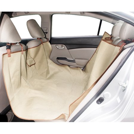 Evelots Waterproof Hammock Pet Seat Cover For Cars Trucks