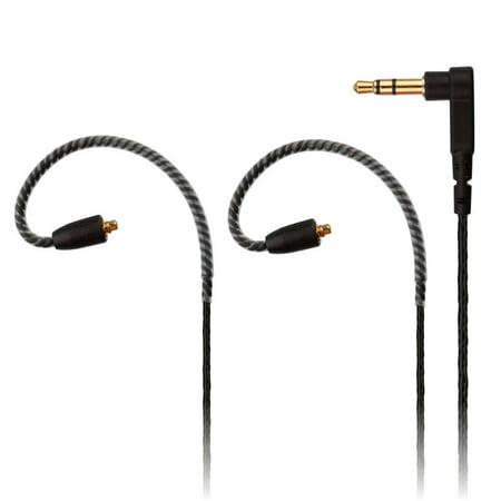Shure Audio - Replacement Audio Cable for Shure SE215 SE425 SE535 SE846 SE315 Headphones Lead