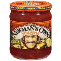 Salsas & Dips: Newman's Own Pineapple Salsa