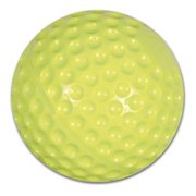 Champro Dimple Molded 11in Softball Optic Yellow per DZ by Champro