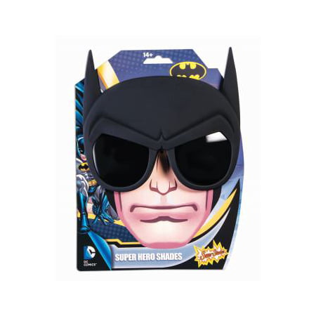 BATMAN HEAD SUNSTACHES - Halloween Comics List