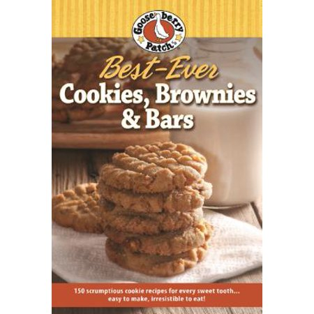Best-Ever Cookie, Brownie & Bar Recipes - eBook